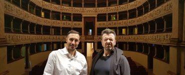Oggi alle vi aspettiamo al Teatro Dei Rinnovati di Siena in occasione di Parole…