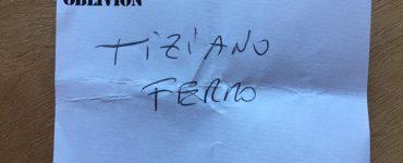 Classifica della replica di ieri sera ad Isola della Scala: Primo posto per Tiziano…