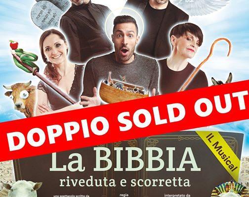 Ripartiamo domani dal Teatro Trivulzio di Melzo con due SOLD OUT! Il tour continua!…