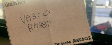 Classifica di ieri a San Giovanni in Persiceto. Scala la classifica Vasco Rossi. Secondo…