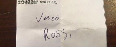 Classifica di Gubbio! Primo posto indiscusso per Vasco Rossi. Secondi a pari merito Renato…