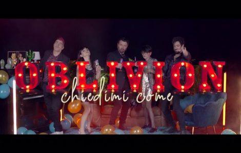 One – two – three CI SIAMO! È on line il videoclip di CHIEDIMI…