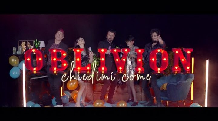One – two – three CI SIAMO! È on line il videoclip di CHIEDIMI…