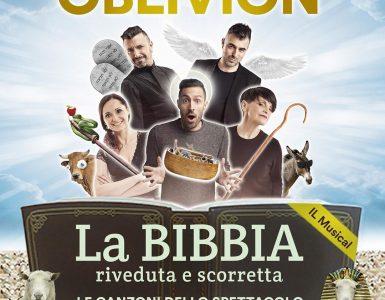 """FINALMENTE È ARRIVATO IL CD CON LE CANZONI DE """"LA BIBBIA RIVEDUTA E SCORRETTA""""!…"""