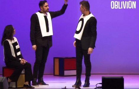 Nuovo video sul nostro canale Youtube! Lo sketch MONOVOCALICO: cinque Oblivion, cinque vocali, cinque…