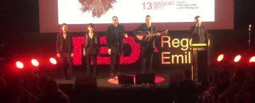Dalla pagina TEDx Reggio Emilia