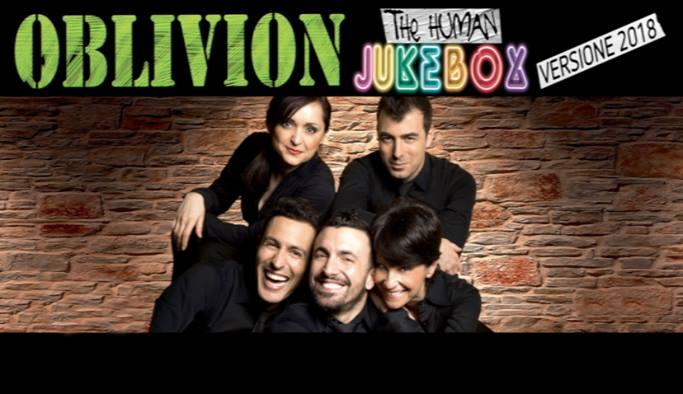Gli OBLIVION tornano a MILANO! Lo spettacolo musicale più divertente dell'anno torna a Milano…