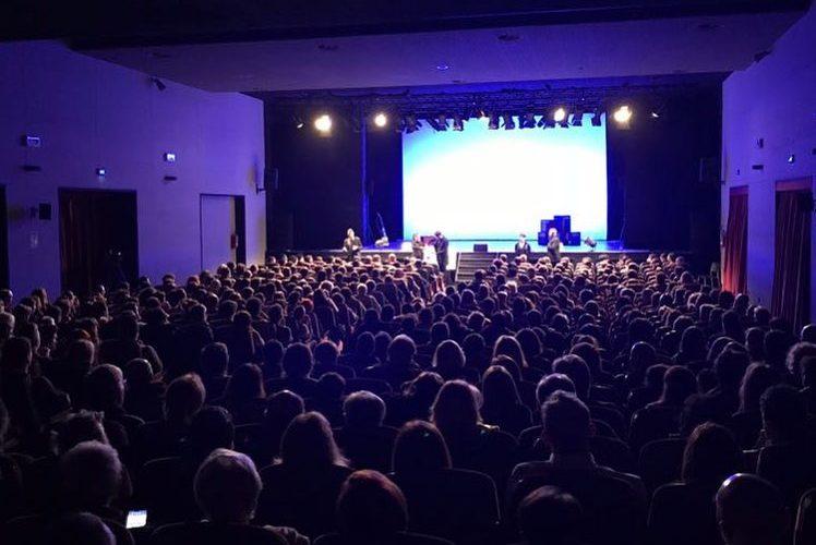 Questa sera #soldout al Teatro Leonardo di #Milano #grazie #oblivion #thehumanjukebox #musica #show #spettacolo