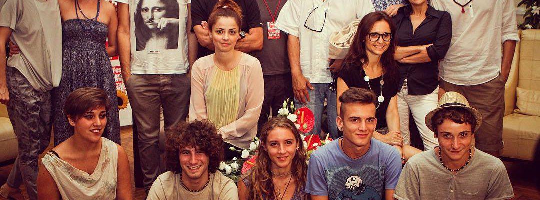 Ricordandoci cinque anni fa, sempre d'estate, ancora una volta ospiti al Festival Gaber. #fondazionegaber…