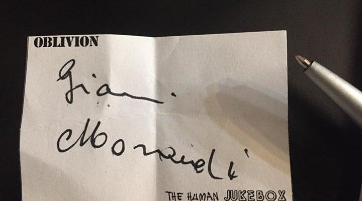 Classifica di ieri pomeriggio a Modena. Stravince Gianni Morandi. Secondo posto per Vasco, Celentano…