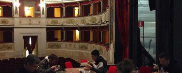 Pranzi di scena. #oblivion #labibbiarivedutaescorretta #musical #comingsoon #teatro #theatre #lunch