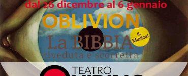 """–ATTENZIONE!!!— Dal 26 dicembre 2018 al 6 gennaio 2019 """"LA BIBBIA RIVEDUTA E SCORRETTA""""…"""