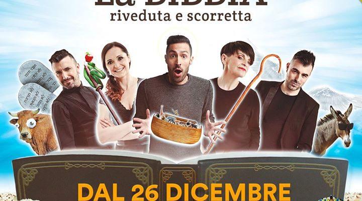 Gli Oblivion tornano a Roma! Dal 26 dicembre al 6 gennaio vi aspettiamo al…