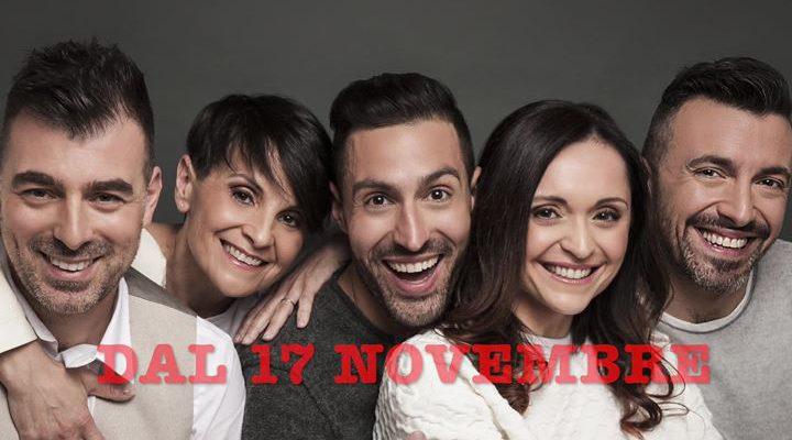 LA BIBBIA RIVEDUTA E SCORRETTA in tour! Il 17 novembre debutta il nuovo spettacolo…