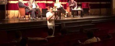 Conferenza stampa del Teatro Duse di Bologna! Dal 24 al 26 marzo 2017 vi…