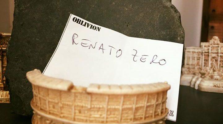 Classifica di ieri sera. Vincitore assoluto Renato Zero Secondo posto per Lucio Battisti. Terzo…