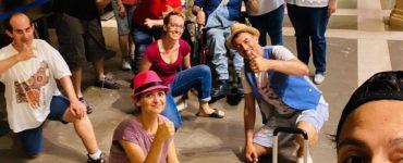 Questa foto testimonia una giornata meravigliosa trascorsa con gli amici del @teatrodicamelotbo State in…